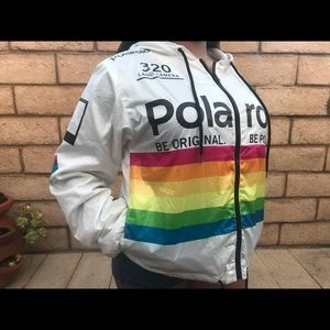 Forever 21 Polaroid Jacket